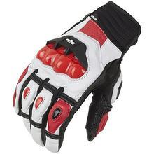 Французский бренд AFS16 перчатки кожа углеродного волокна перчатки мотоцикла мужчины и женщины гоночные перчатки РАЗМЕР: S-3XL Бесплатная Доставка