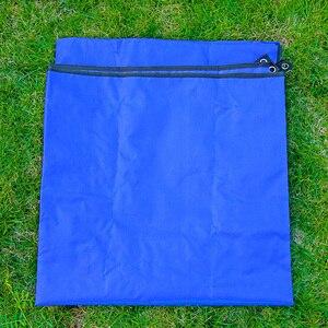 Image 2 - Tarp Waterproof Picnic Ultralight Tent Sun Shelter Beach Mat Anti UV Garden Blanket Outdoor Camping Awning Canopy Sunshade