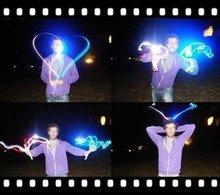 Best Birthday Gift 200pcs/lot Christmas Gift Laser finger finger flashlights, LED Laser Finger light led light(opp packaging) M0