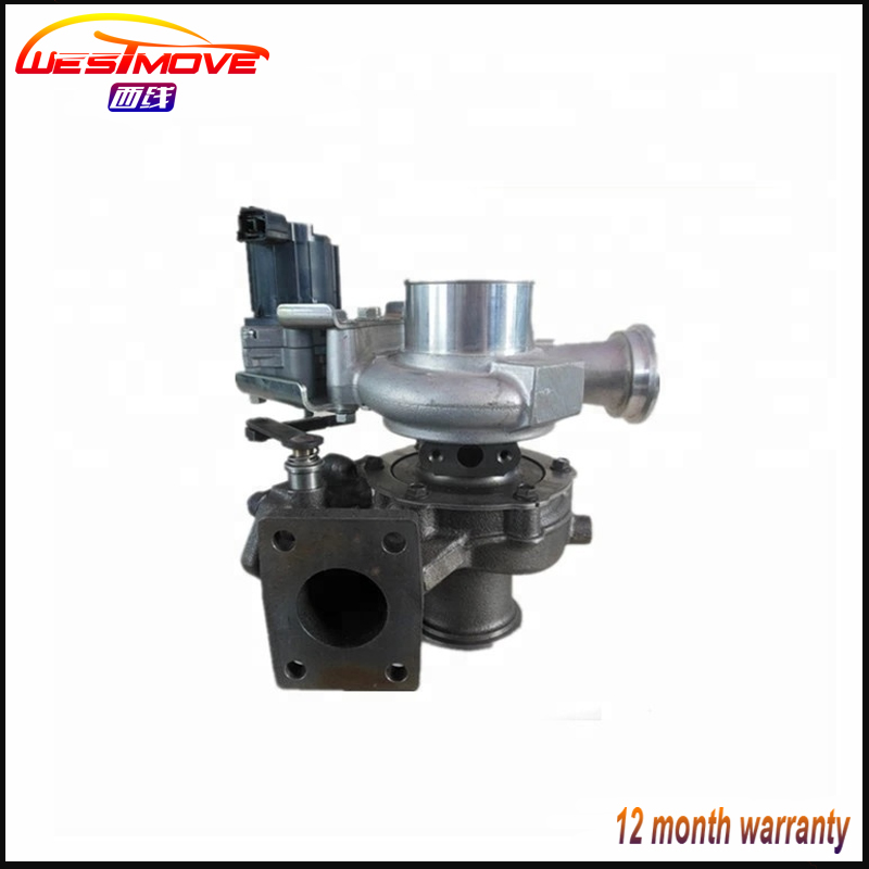 TD04M4t Turbo Turbocharger 49477-02500 49477-02510 49477-02520 For Cummins Industrial Various With P173 Engine