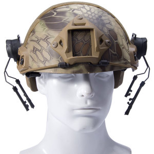 Быстрый Шлем Fma набор аксессуаров Peltor Comtac гарнитура Ops-Core Шлем ARC Rail адаптер для C1 C2 C4 Охота страйкбол пейнтбол