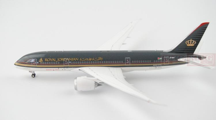Special offer: Wings XX4371 JC Jordan Royal Air JY-BAA 1:400 B787-8 commercial jetliners plane model hobby special offer wings xx4232 jc korean air hl7630 1 400 b747 8i commercial jetliners plane model hobby