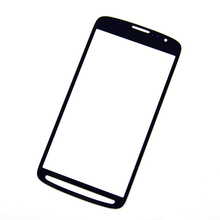 Grand A+ Quality Brand New  For Sumsung Galaxy S4 Active i9295 Front Glass Outer Lens Glass Replacement Blue White 5pcs/lot