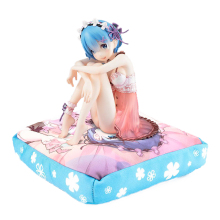 GonLeI Re:Life in a different world from Zero Rem birthday pajamas Ver. PVC Figure 16cm action figure toys J01