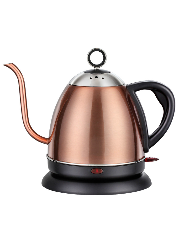 NEW Slender mouth electric kettle 304 stainless steel mini household blister automatic power cut small capacity slender mouth electric kettle 304 stainless steel mini household blister automatic power cut small capacity