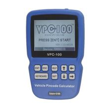 Auto Key Programmer VPC-100 VPC100 Hand-Held Vehicle Pin Code Calculator With 500 Tokens Update Online High Performance