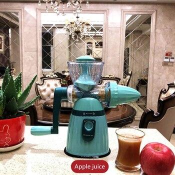 Multifunction Portable DIY Manual Juicer Fresh Apple Orange wheatgrass juicer Machine Health Kitchen Tools extracteur 5