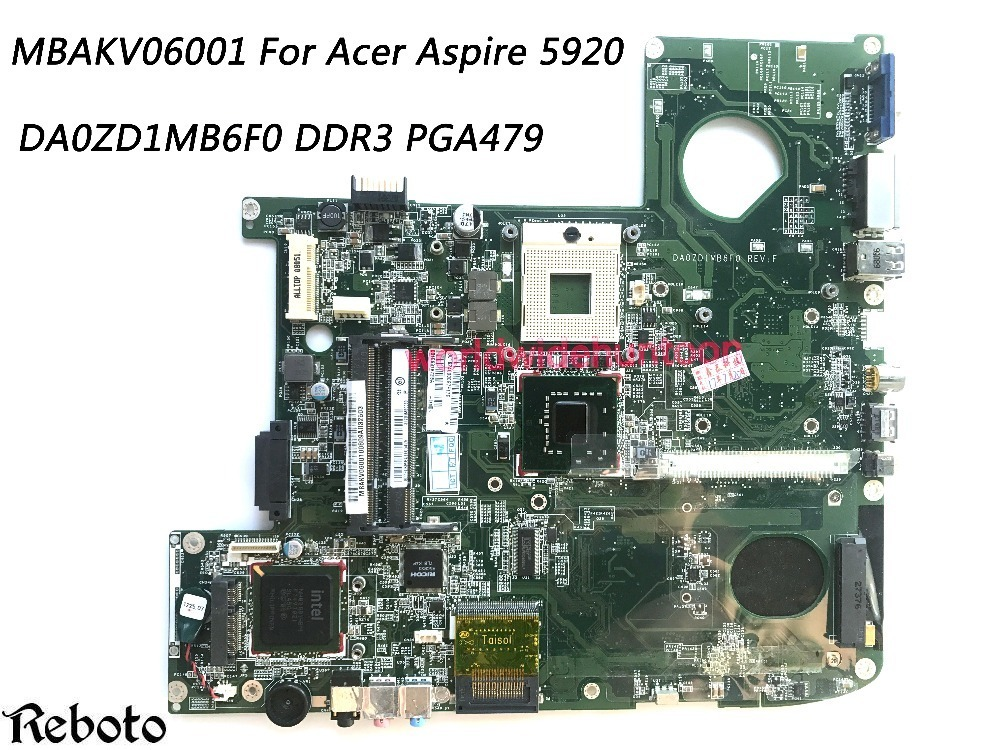 Superior Quality Motherboard For Acer Aspire 5920
