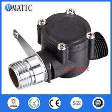 Датчик расхода воды переключатель VCA168-1 расходомер зал датчик счетчика воды контроль потока воды сенсор s