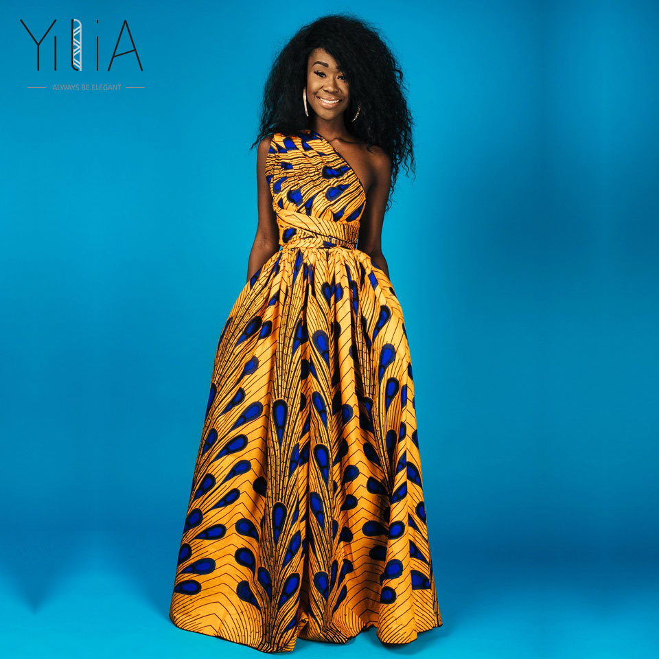 2019 Yilia Popular Long Maxi Infinity Summer 2018 Women