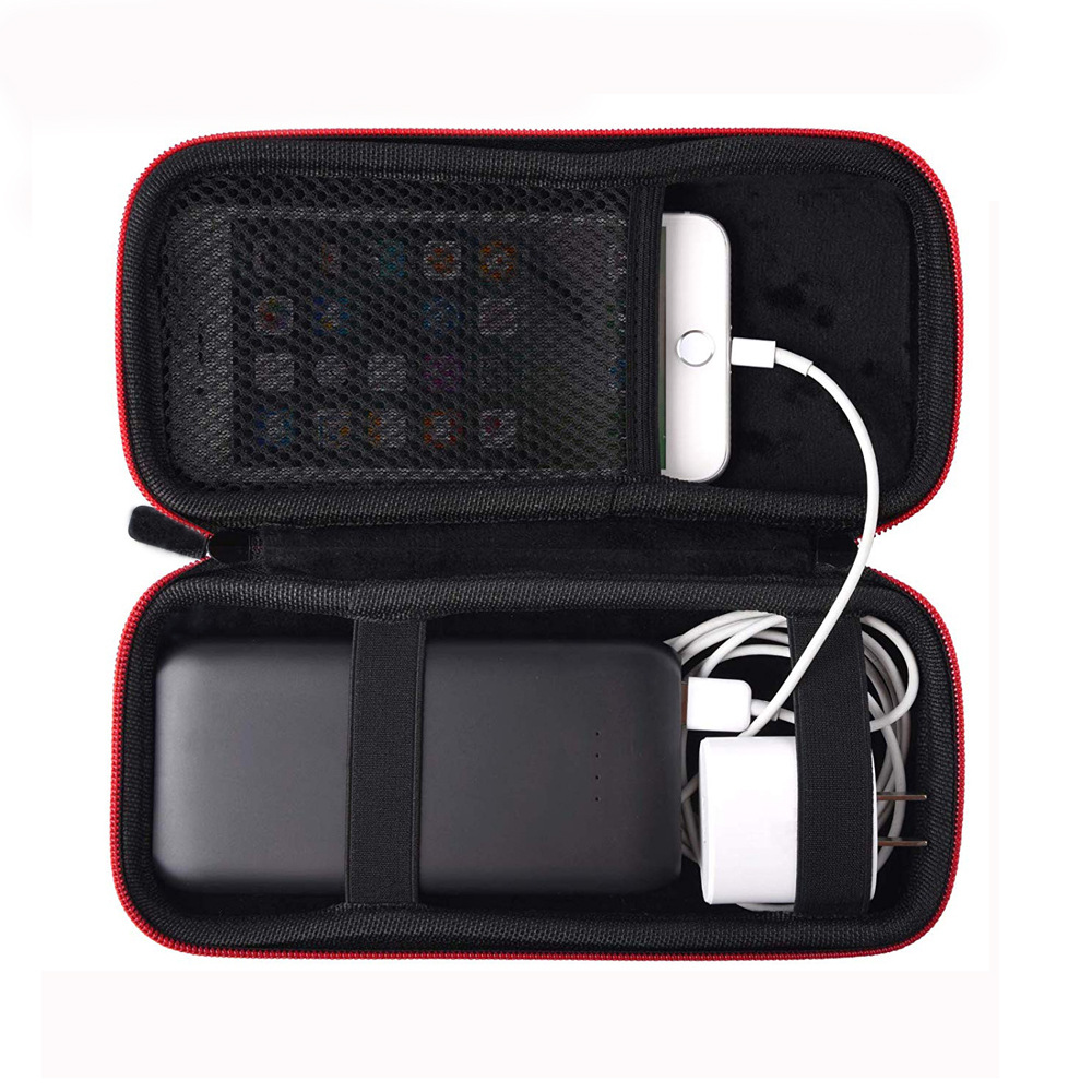 Anker mobile power protection case Shockproof package EVA portable storage box Universal all mobile power pack(China)
