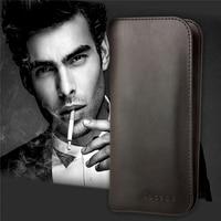 Genuine Real Leather Cases For Coque Xiaomi Redmi 4 Case Wallet Flip Cover For Xiomi Hongmi