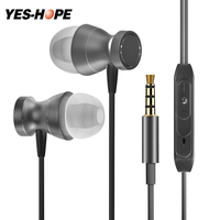 2017 New Stereo Earphone Super Bass Earphones Headset Wire Headset Support For IPhone Samsung Smart Phone