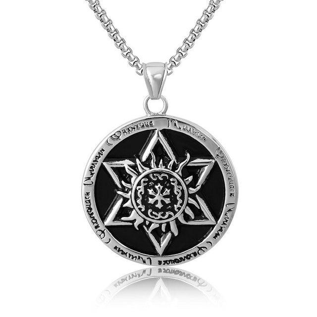 Amgjdk Retro Greek Mythology Ankh Flower Of Holiness Lotus Water