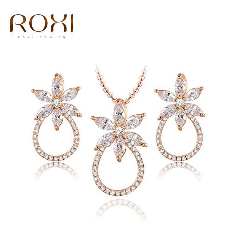 Amazon Wish big fashion fashion jewelry trade rose gold white
