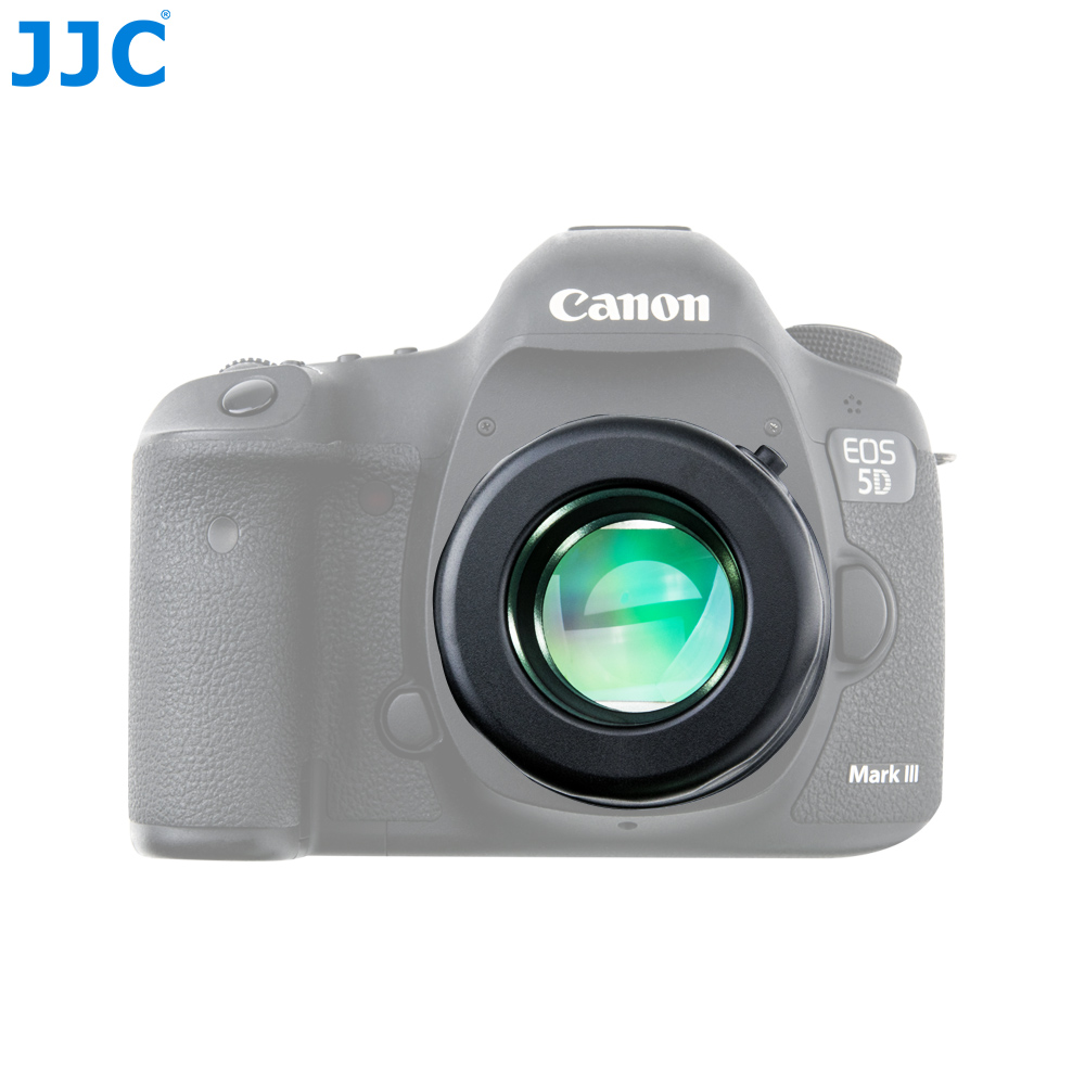 JJC SS-6 Sensor Scope For Inspecting Image Sensors Of DSLR Or Mirrorless Cameras 7x Magnification And 6 Ultra-bright LED