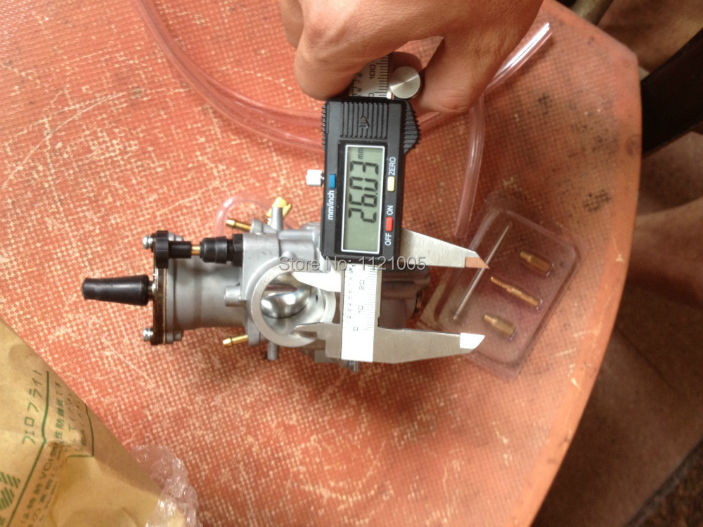Brand new 26mm Performance Carburetor Carb 150cc Gy6 Moped Scooter OKO Model