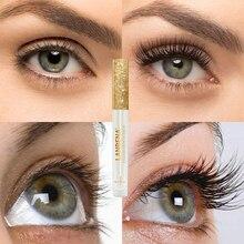 LANBENA 7 Day Eyelash Enhancer Eyelash Growth Serum Longer Fuller Thicker Lashes Eyelashes and Eyebrows Enhancer Eye care цена и фото