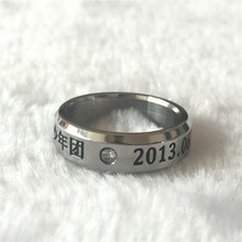 BTS Special Edition Ring & Necklace
