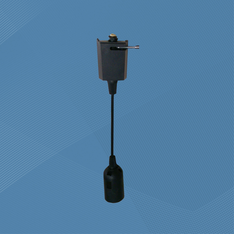 Us 34 0 E27 Lamp Base Hanging Holder Two Wire Track Lighting Rail Suspension 60cm Cable Long 5pcs In Bases From Lights On