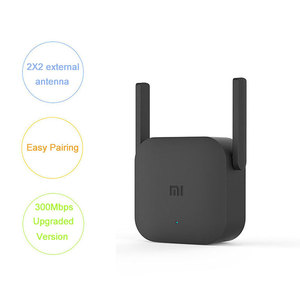 Image 3 - Xiaomi Pro 300M WiFi Amplifier 2.4G WiFi Mi Repeater Signal Wireless Network Range Extender Roteador 2 Mi Wireless Router Wi Fi