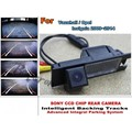 imports HD CCD Backing Tracks Chip Camera For Vauxhall / Opel Insignia 2009~2014 Rear View Parking  Japan  Night Vision