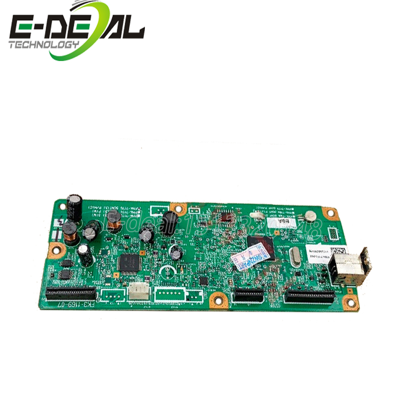 E-deal FORMATTER PCA ASSY Formatter Board logic Main Board MainBoard For Canon MF4410 MF4412MF4712 MF4452 MF4550 D520 printer image
