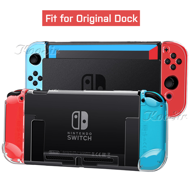 Nintend Switch Accessories Carry Case Screen Protector Film Hard PC Case Thumb Caps Nintendoswitch Hand Bag for Nintendo Switch