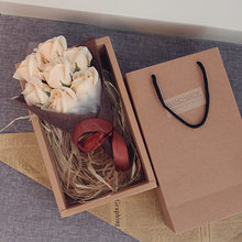 7PCS/LOT Soap Flower Gift Box Valentineu0027s Day DIY Creative Gift Birthday Present Christmas Small Gift for Girlfriend & Popular Creative Christmas Gifts Girlfriend-Buy Cheap Creative ...