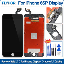 Grade AAA Quality LCD for iPhone 6S Plus Display No Dead Pixel Touch Screen Digitizer Replacement for iPhone 6P 6S 6 display(China)
