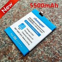 Новый chensuper оригинальный Батарея BM49 для Xiaomi Mi Max Bateria 5500 мАч литий-полимерный батареи мобильного телефона с