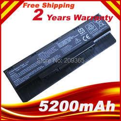 5200 мАч Батарея для Asus N46 N56 N76 n46v N56V a31-n56 A32-N56 a33-n56 ноутбука