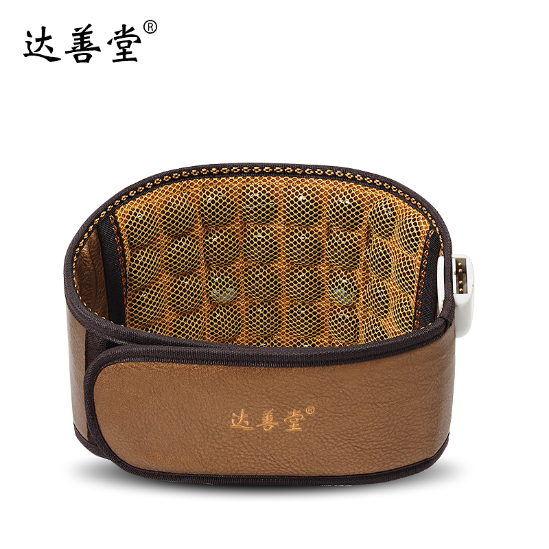 Electro-thermal Shock Belt Waist Protector Warm Uterus Lumbar Spine Massage Keep Warm Heating Belt Lumbar Support Equipment electric heating waist support belt acoustic thermal lumbar nursing plug in thermostat male
