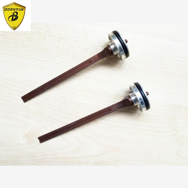 Zuigeraccessoire voor pneumatische spijkermachine 2-in-1 luchtnietmachine SF5040 Deel rechte nietjes U Crown Nail