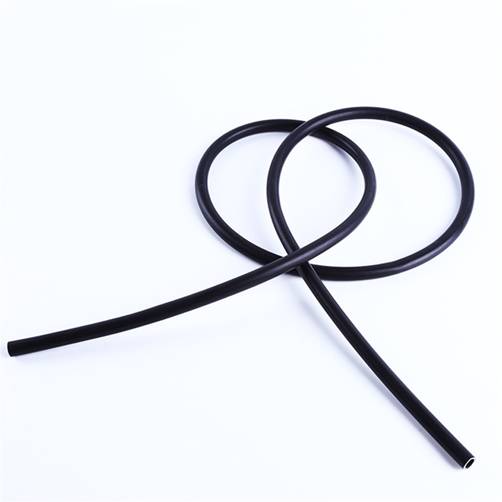 Silicone Hose Tube Pipe Temperature Resist Food Grade OD 2mm 3mm 3.5mm 4mm 4.5mm 5mm 6mm X 1mm 2mm 2.3mm 2.5mm 3mm 4mm 10m Black