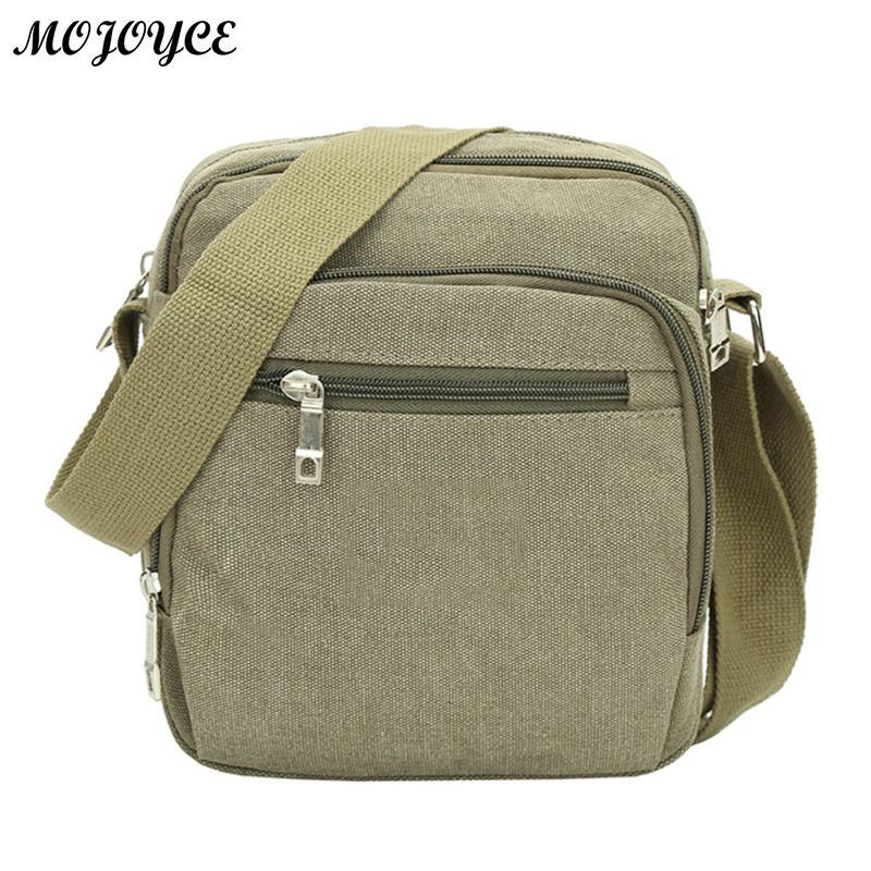 Men Crossbody Sling Bags Male Shoulder Messenger Bags Multifunctional Men Casual Bag Canvas Leather Handbag Gray Handbag 2018 цена 2017