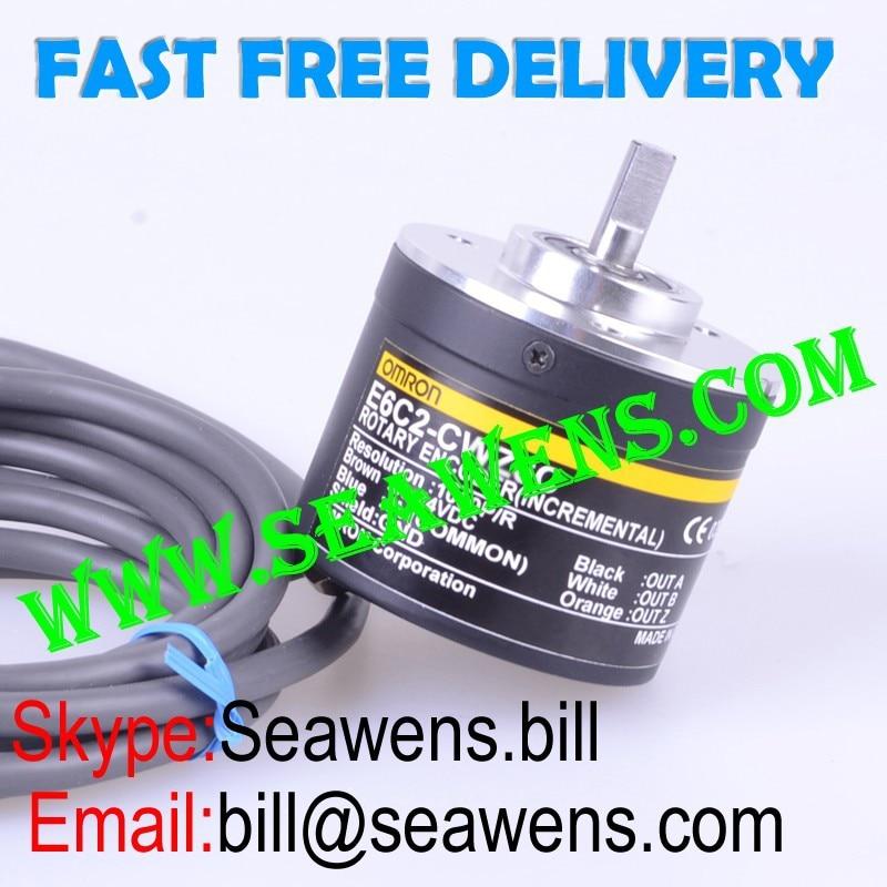 ФОТО E6C2-CWZ1X 300P/R 2M encoder,E6C2-CWZ1X encoder, 5 VDC ,Diameter 50 mm series,quality assurance