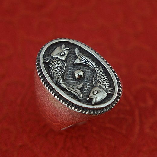 999 sterling silver ring male flat wide restoring ancient ways ring domineering man handmade silver ring 925 silver men s ring thai silver national wind restoring ancient ways domineering silver ring pop open wholesale offered