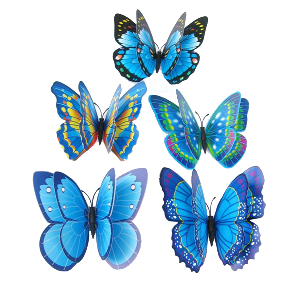 online buy wholesale 3d butterfly from china 3d butterfly wholesalers. Black Bedroom Furniture Sets. Home Design Ideas