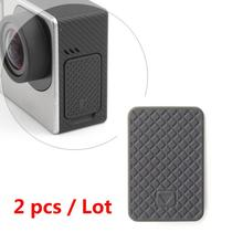 2pcs/lot  Mini USB Side lid Door Protective Cover Replacement for GOPRO Hero 4 3+ 3 Sport Action Digital Camera Accessories