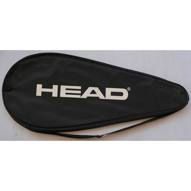 Portable Head Tennis Racket Bag Waterproof Single Shoulder Tennis Bags For Adults Men Women Training Accessories