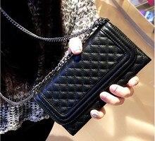 Luxus klapp spiegel karte brieftasche leder Abdeckung für iphone XS MAX XR für iphone 11 12 Pro Max fall 7 8plus crossbody kette tasche