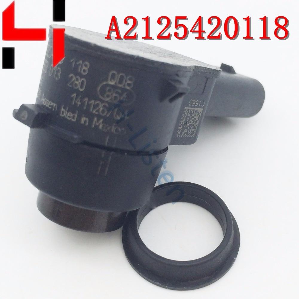 (10db) Parkoló PDC érzékelő A2125420118 2125420118 Fordító radar A B C E S CLS osztály C250 C350 E300 E350 S350 S600