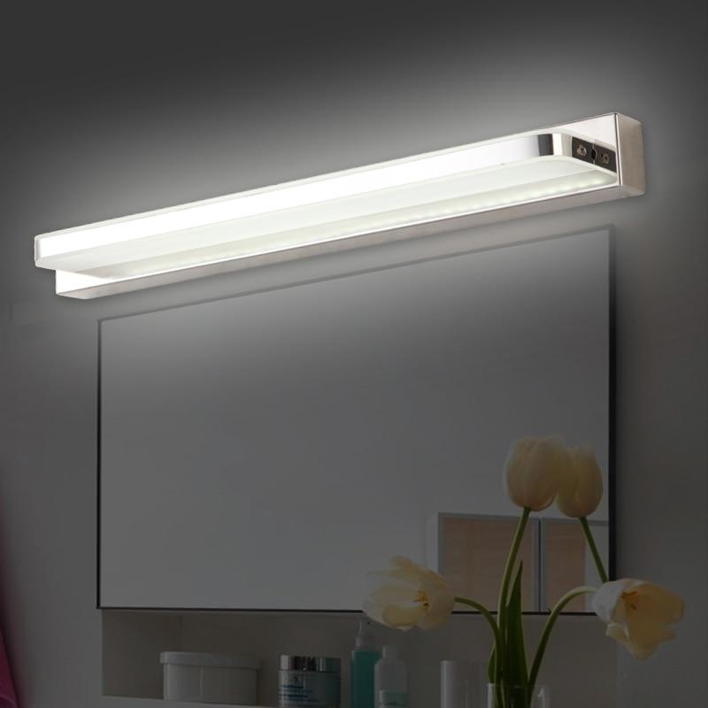 1200mm led specchio del bagno applique da parete per bagno lampade da parete luce da parete in - Lampade da specchio ...