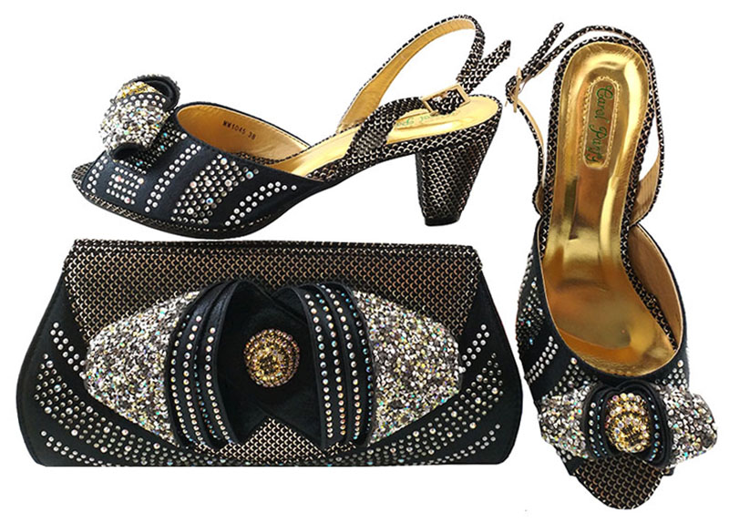 Italian Shoes With Matching Bags Nigeria Wedding Shoes And Bag To Match Stones African Shoe And Bag MM1045 beautiful italian shoes with matching bags to match new african shoes and matching bag sets for wedding doershow hvb1 49