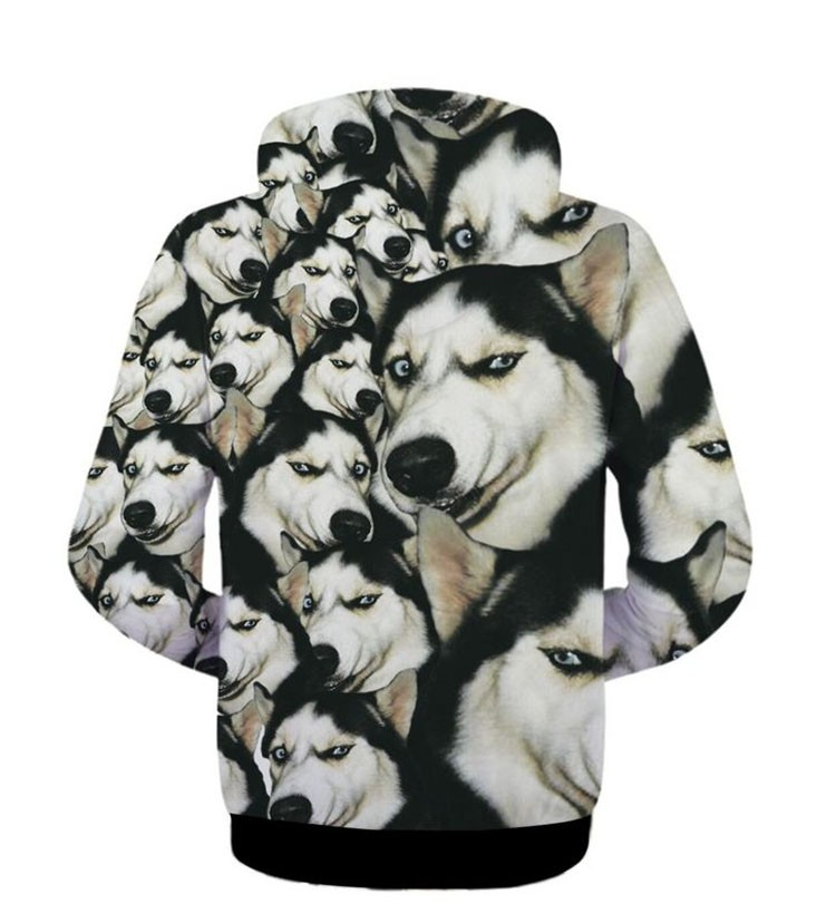 3D Hoodies Sweatshirt Men Harajuku Cute Funny Dog Cat Wolf Tiger Lion Panda Animal Print Hoodie Sportswear Autumn Coat Outerwear (62)