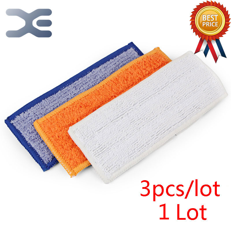 1 Lot High Quality Vacuum Cleaner Parts IRobot Braava Jet 240 241 Wiping Machine Mop Wet Wiping Wipes 3 Packs