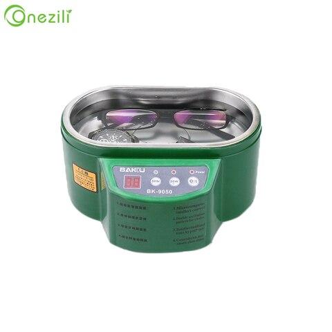 BK-9050 Smart Mini Ultrasonic Cleaner Bath For Cleaning Jewelry Glasses Circuit Board Dental Razor ultrasonic washing machine Pakistan