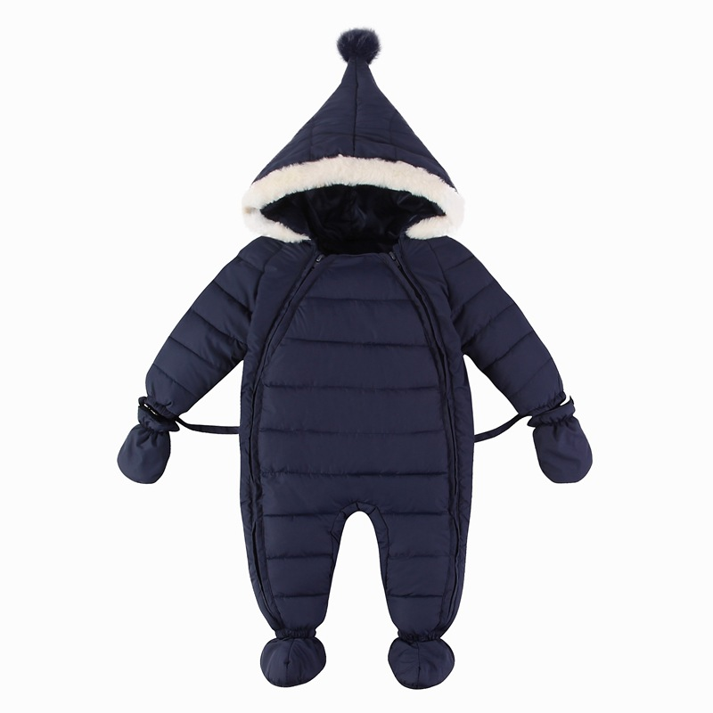 Eafreloy Baby Rompers Winter Baby Boy Clothes Cotton Newborn Baby Clothes 2017 Baby Girl Clothing Sets Roupas Infant Jumpsuits cotton baby rompers set newborn clothes baby clothing boys girls cartoon jumpsuits long sleeve overalls coveralls autumn winter