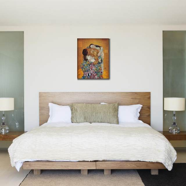 Awesome Bild Schlafzimmer Leinwand Contemporary - Rellik.us ...